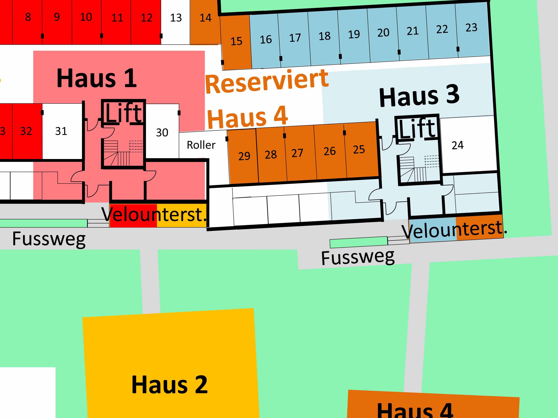 Wohnpark zentrum zeihen for Haus plan bilder